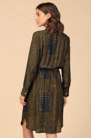 Robe-chemise Ricarda Diega
